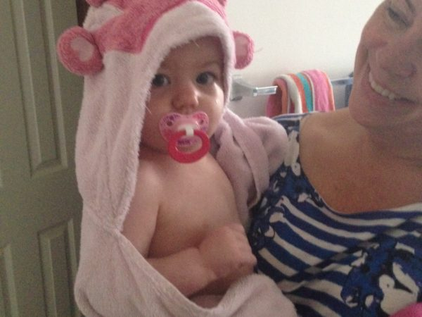 Eleanor – Age One 4/9/2014 to 4/8/2015