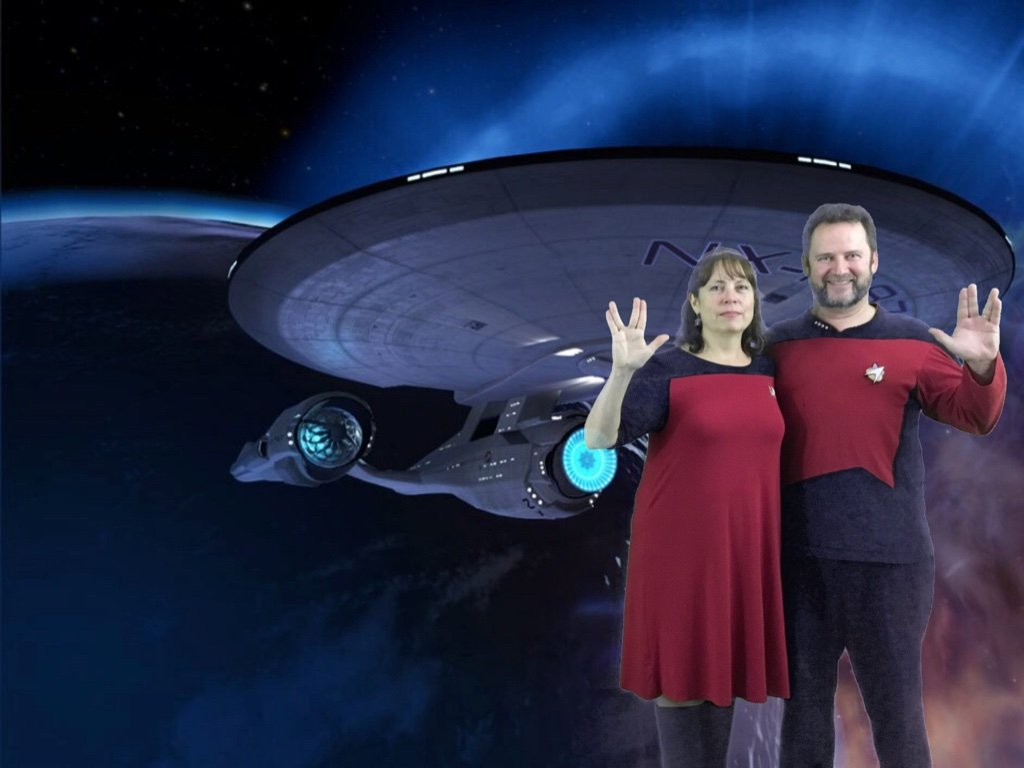 Star Trek The Cruise III – Jan '19